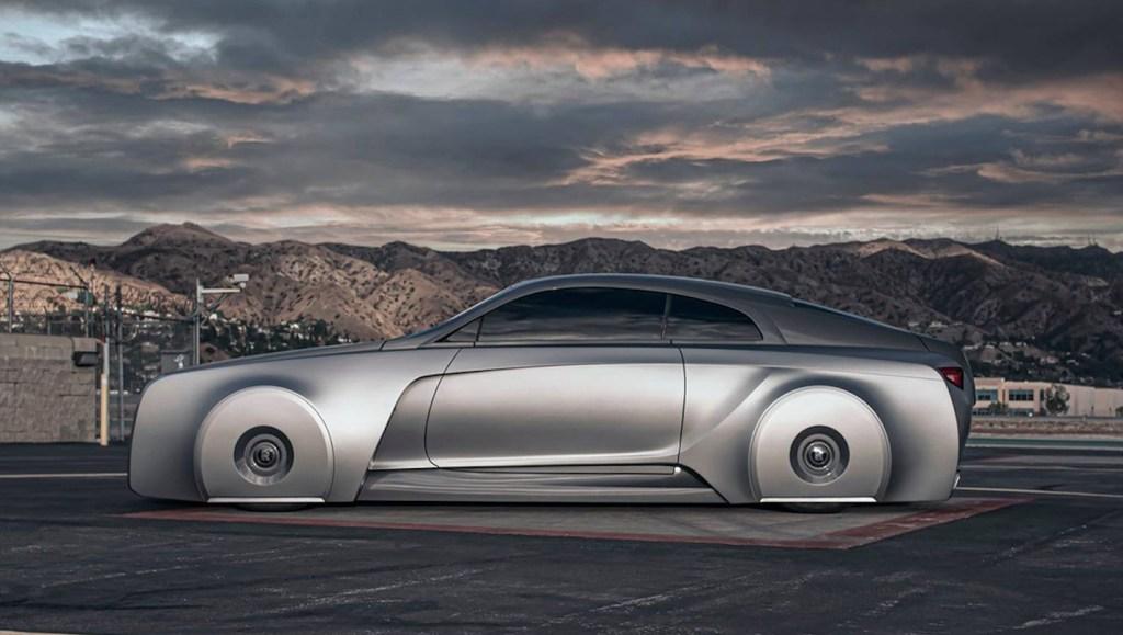 Éste es el Rolls Royce Wraith futurista de Justin Bieber: una obra de arte sobre ruedas