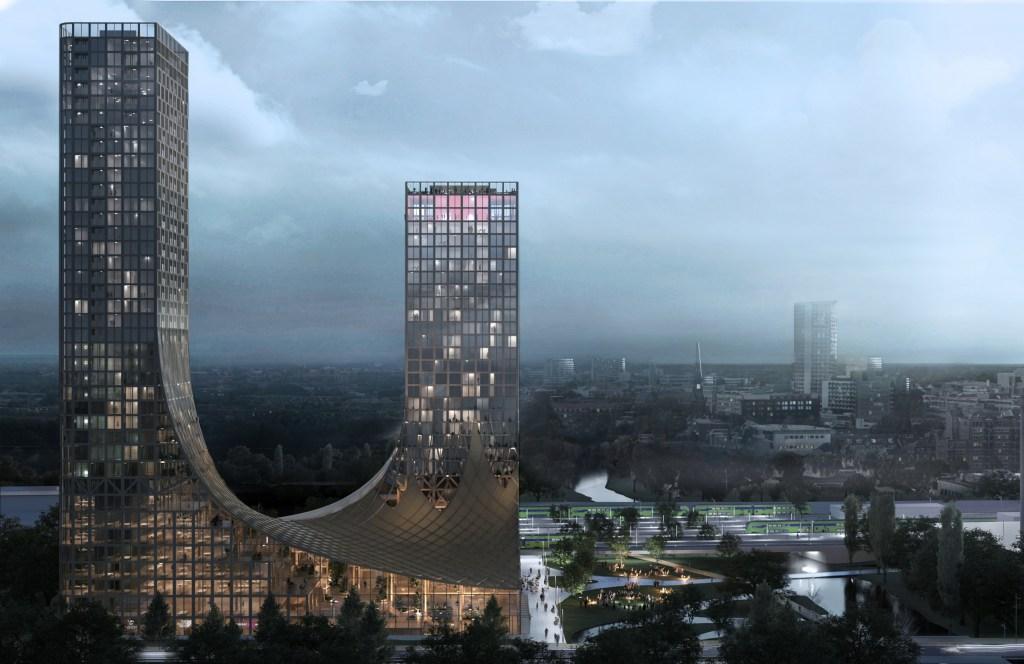 The Dutch Mountains: Así será el nuevo hito arquitectónico que embellecerá Países Bajos