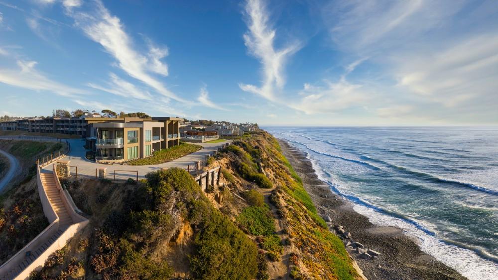 Este es el primer vistazo al nuevo Alila Marea Beach Resort en California