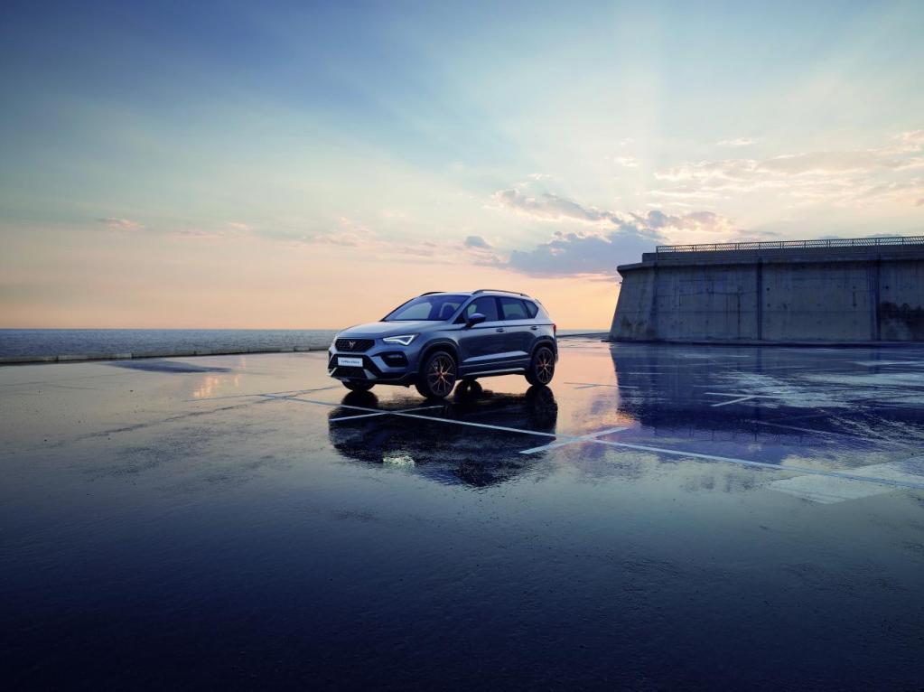 CUPRA Ateca 2021: velocidad y potencia en un SUV incomparable