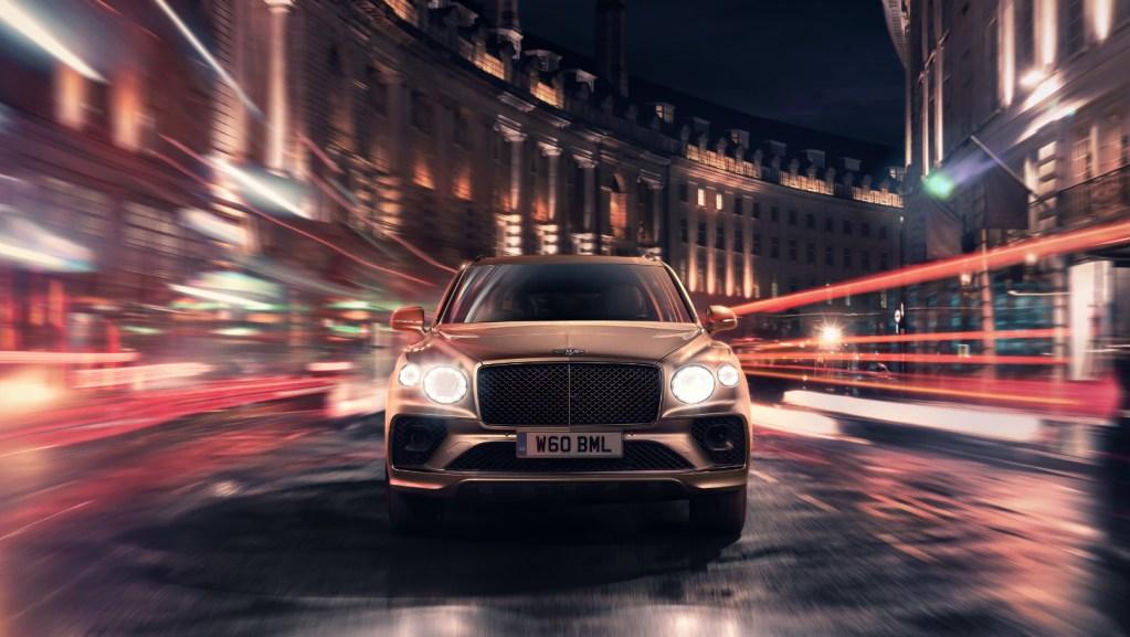 Bentley completa la saga Bentayga con un SUV híbrido de más de 500 CV