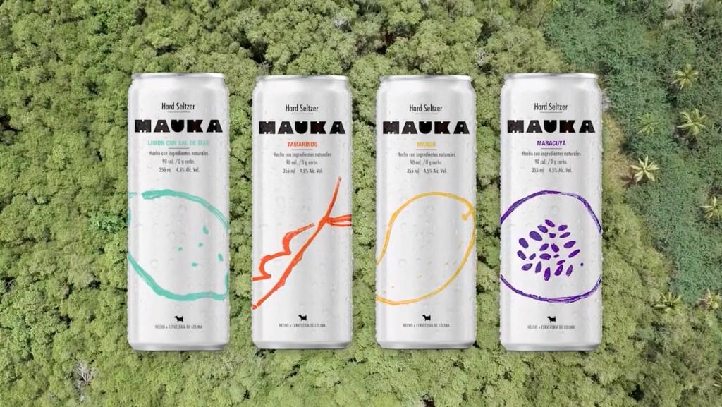 Mauka: Una bebida hard seltzer artesanal más a la lista