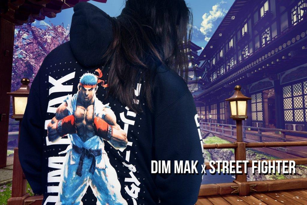 Música, videojuegos y ropa, amarás lo nuevo de Steve Aoki y Street Fighter