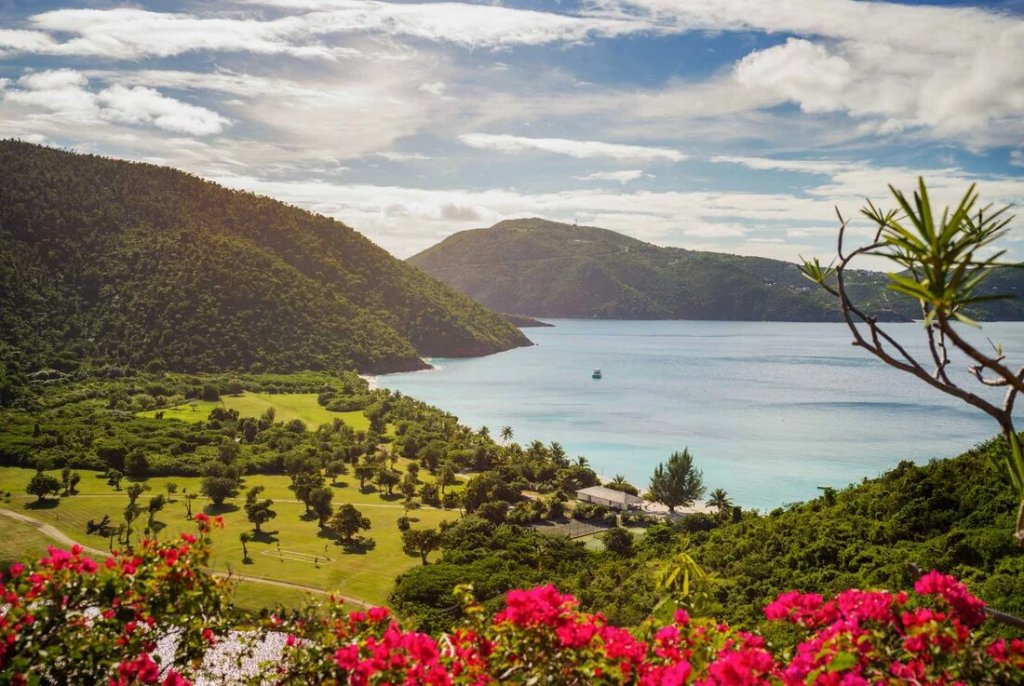 ¿Te gusta la privacidad total? La isla de Guana en las Islas Vírgenes Británicas es tu lugar