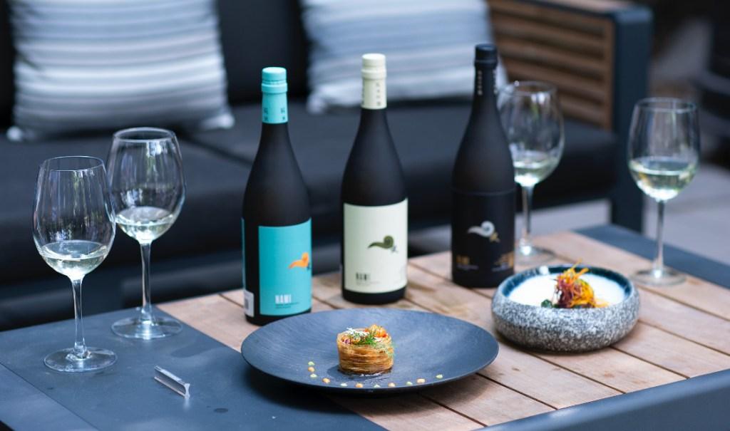 ¿Con qué maridar el sake? Eduardo Palazuelos y Nami nos muestran con esta experiencia culinaria