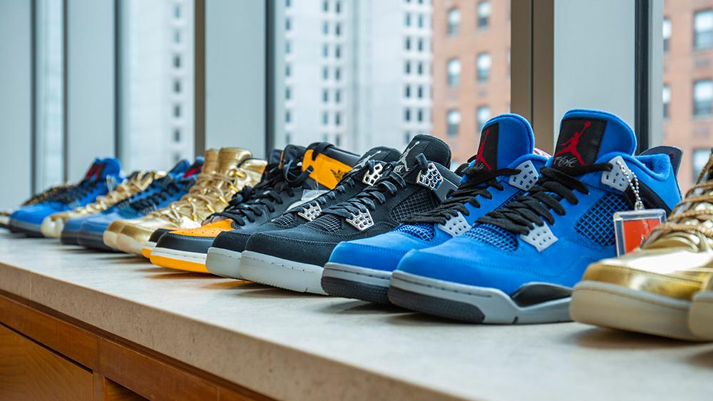 Algunos de los tenis Nike más raros de la historia serán subastados por Sotheby's