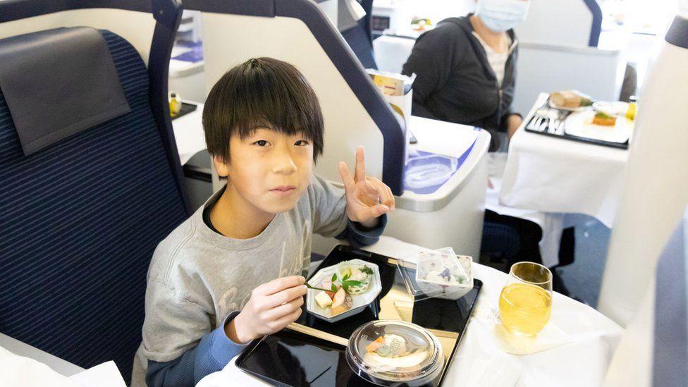 No lo niegues, extrañas la comida del avión y ANA Airways la trae para ti