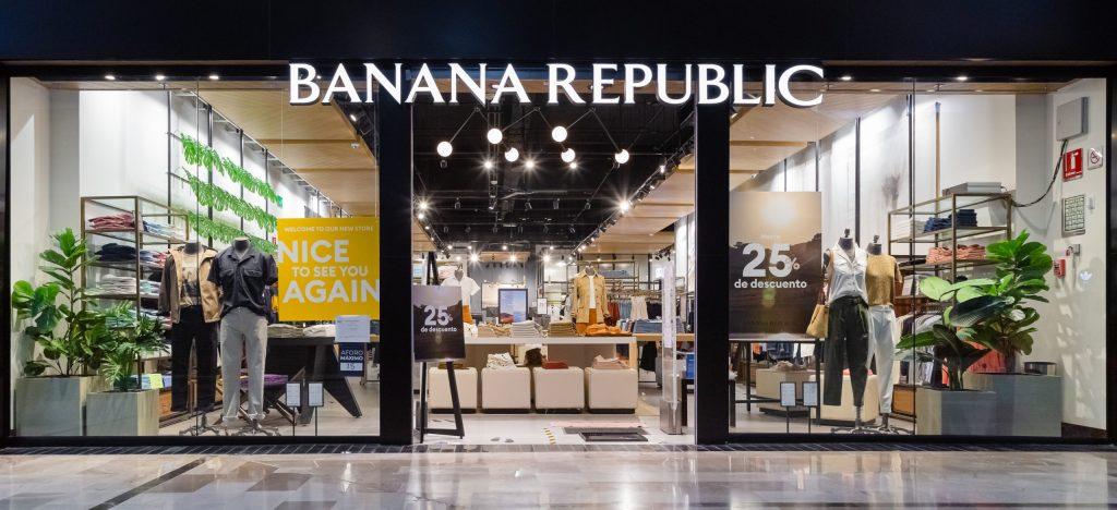 Banana Republic redefine las reglas del lujo haciéndolo más accesible