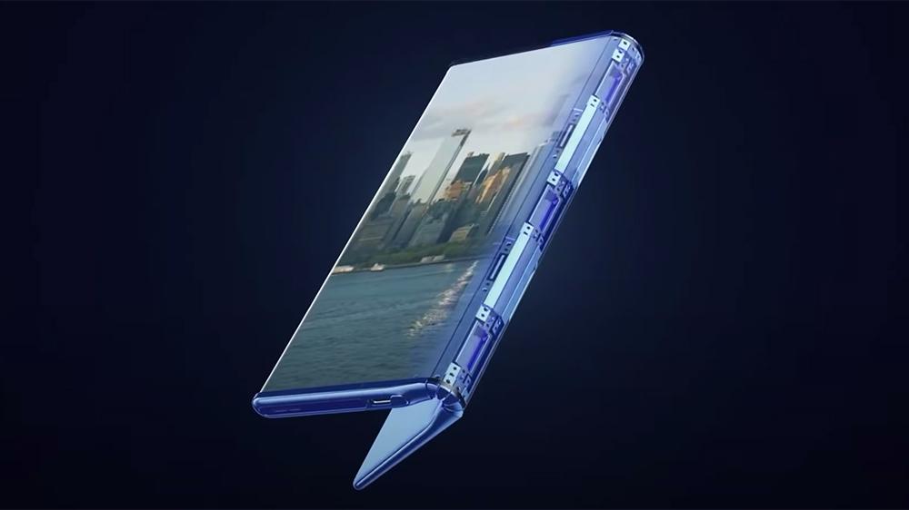 Ningún 3×1 es como el smartphone Fold N' Roll que se convierte en tablet