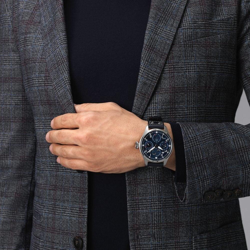 IWC Schaffhausen vuela alto con su nueva colección de relojes de Aviador 2021