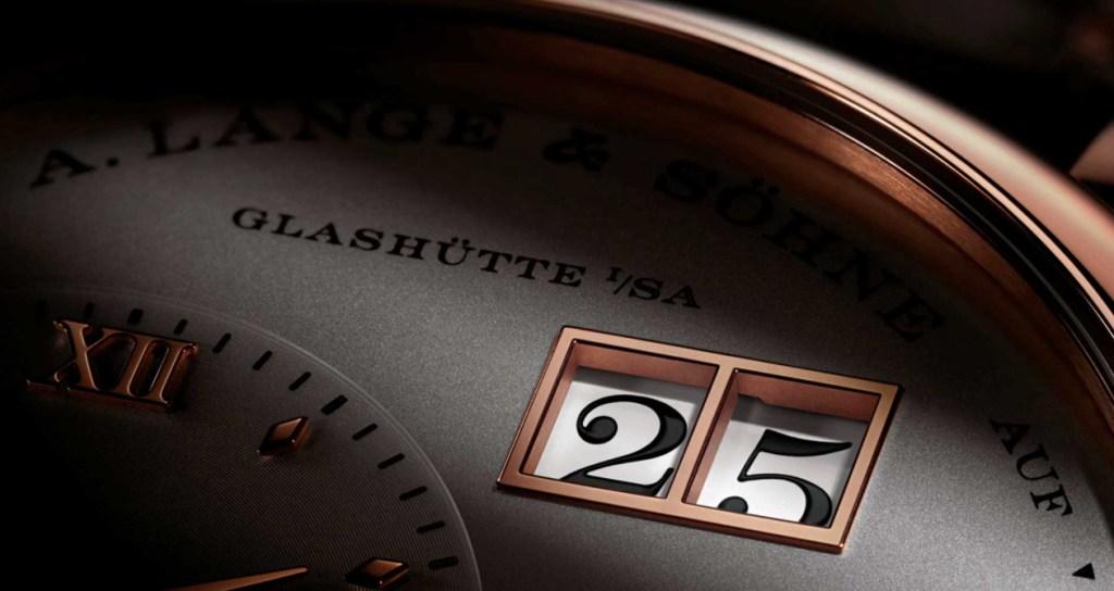 Así es el primer Lange 1 con calendario perpetuo y movimiento completamente nuevo