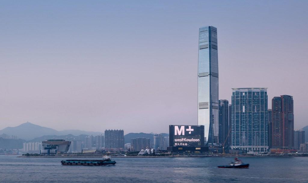 Museo M+ de Hong Kong abre sus puertas tras una década de espera ¡incluso sin visitantes!