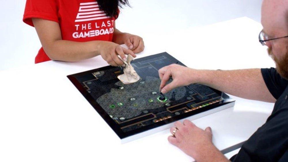 No más piezas perdidas, la tecnología llegó a los juegos de mesa con Last Gameboard