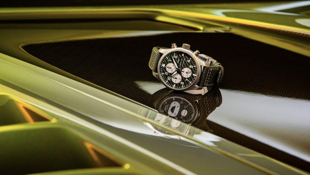 """¿Un reloj con el """"hardware"""" de Mercedes-AMG y el """"software"""" de IWC Schaffhausen? Sueños hechos realidad"""