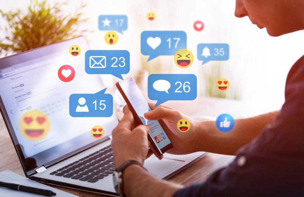 ¿Sabes cuáles son las 10 redes sociales más usadas en el mundo?