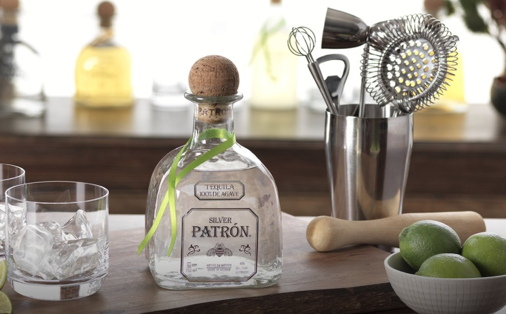 5 cócteles fáciles de preparar para celebrar este Día del Padre con Tequila Patrón