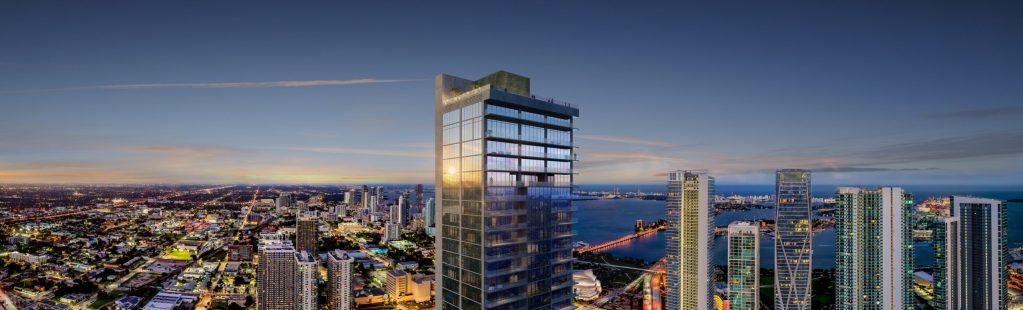 Este es el primer desarrollo inmobiliario que acepta criptomonedas, ¡y está en Miami!
