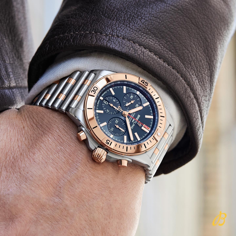 Breitling tiene la opción definitiva en relojería todoterreno