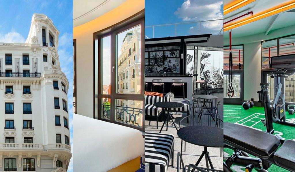 Es real, Cristiano Ronaldo vuelve a Madrid, pero para abrir un nuevo hotel: Pestana CR7 Gran Vía