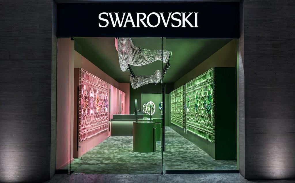 Swarovski deslumbra en CDMX con la primera boutique Instant Wonder de Latinoamérica