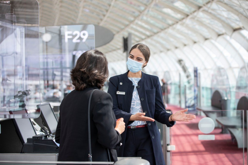 ¿Tienes los documentos sanitarios que necesitas para viajar? Verifícalo con «Ready to Fly» de Air France