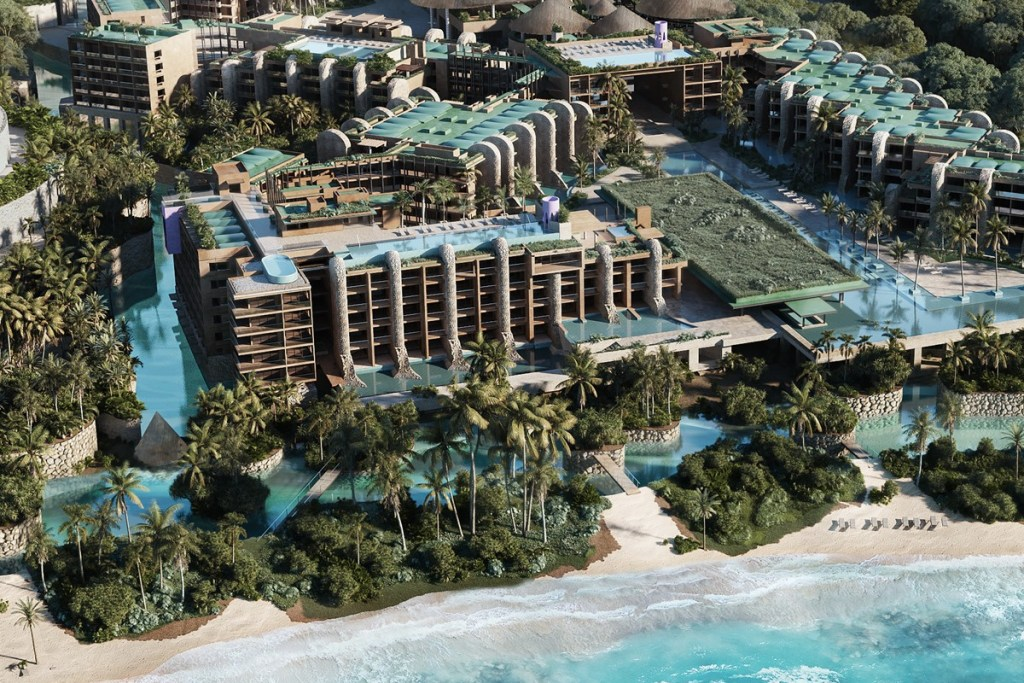Hotel Xcaret Arte, el nuevo epicentro gourmet del Caribe