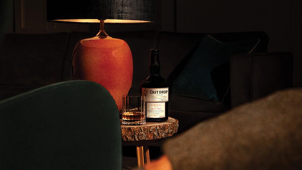 Conoce The Last Drop, una mezcla whiskies de todos los rincones de Escocia