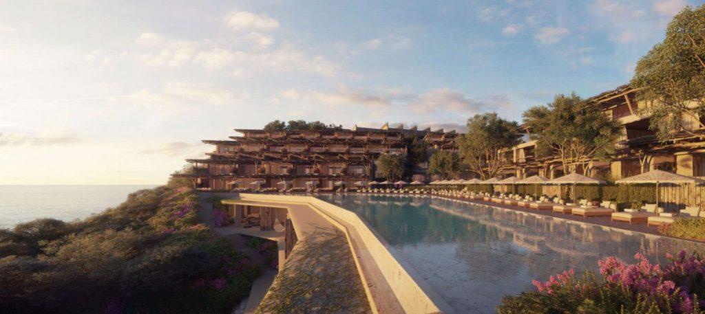 En verano, nuestra  vista está puesta en el recién inaugurado hotel Six Senses Ibiza