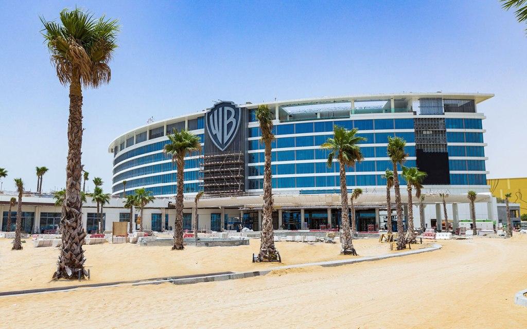 Como de película, así será el primer hotel de Warner Bros en Abu Dhabi