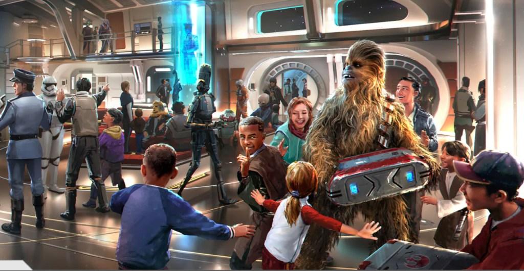 ¿Cuánto costará hospedarse en el nuevo hotel de Star Wars en Disney World, Orlando?