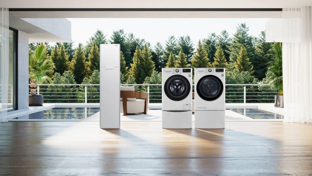 Secadoras LG, para una rutina de lavado con innovación Premium
