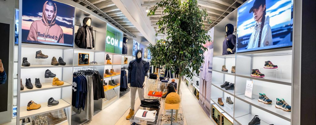 Timberland abre una nueva boutique en la Ciudad de México