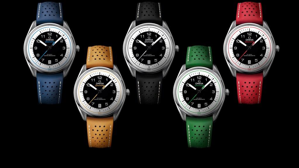 Se acabaron los Juegos Olímpicos, pero aún puedes llevarte el oro con los relojes de OMEGA