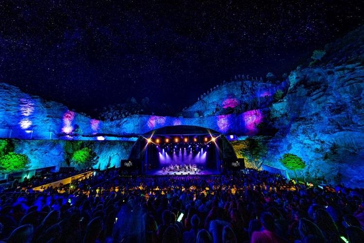Starlite celebra una década de reunir estrellas en Marbella
