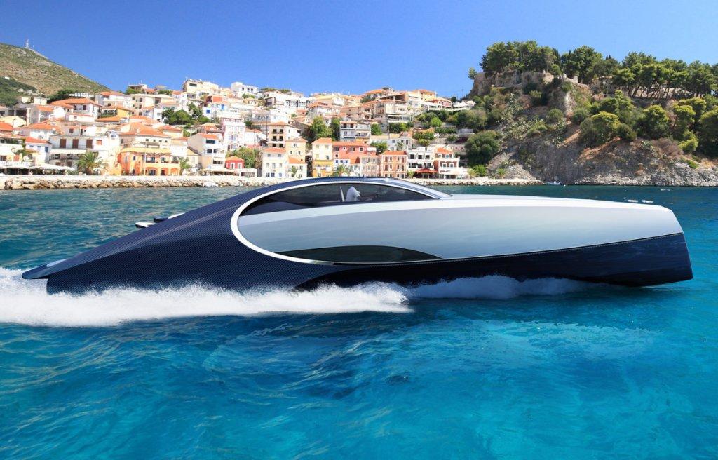 barcos inspirados en coches