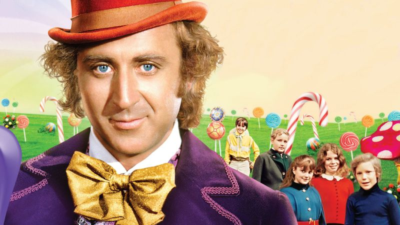 Willy Wonka y la Fabrica de chocolate
