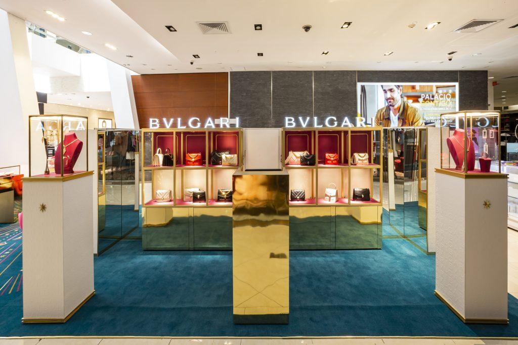 Bvlgari inaugura su primera Pop Up Store en Monterrey