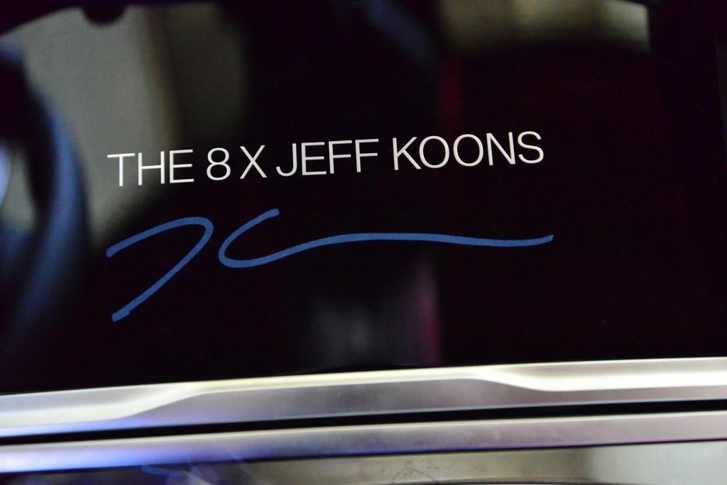 Jeff Koons y BMW lanzarán una nueva obra de arte rodante