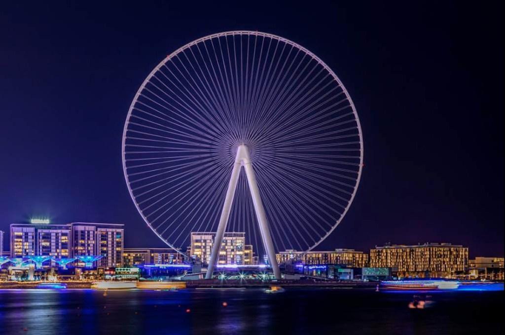 Así será la noria más alta del mundo: «Ain Dubai»