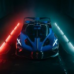 Es oficial, el Bugatti Bolide es el hypercar más hermoso del año