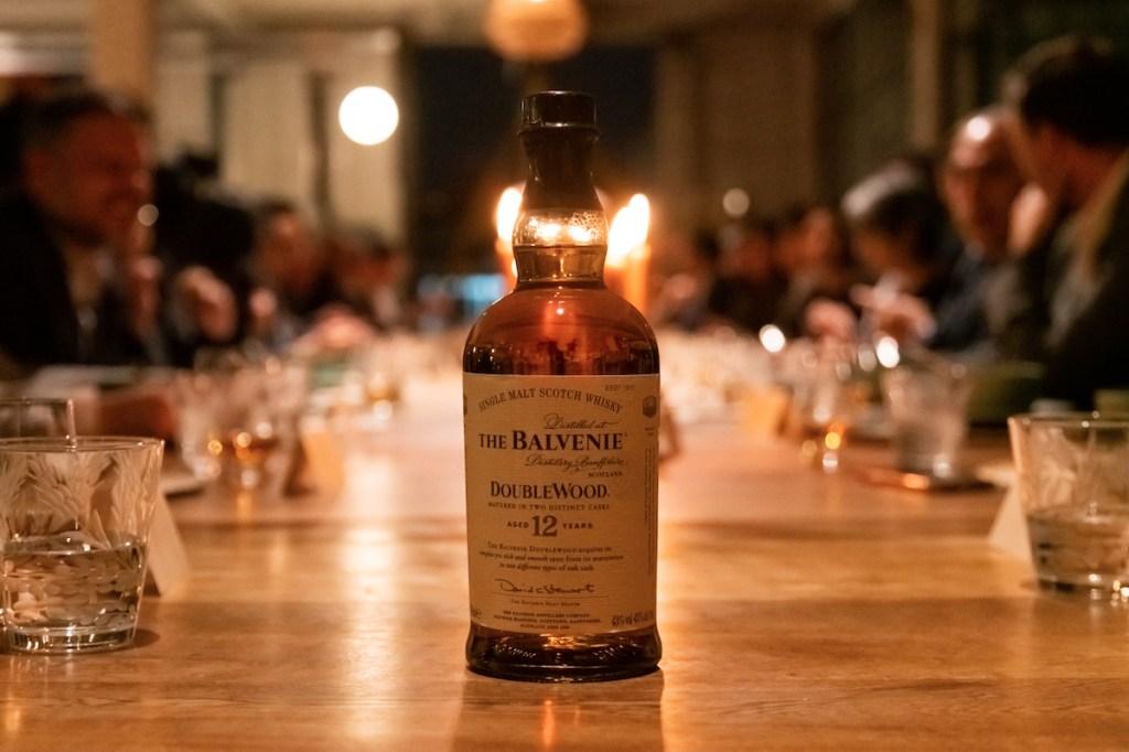 The Balvenie, el más artesanal de los whiskies escoceses single malt, presenta The Craftsmen Dinner