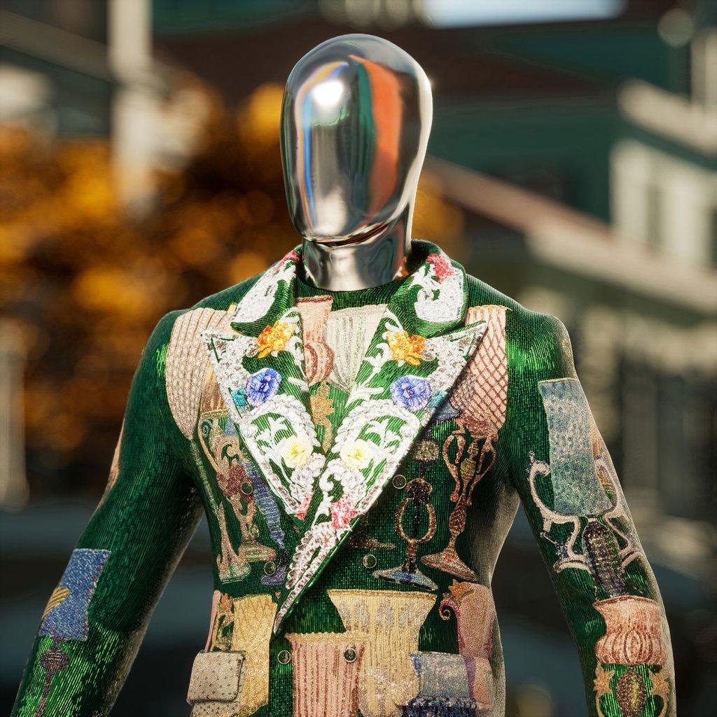 Dolce & Gabbana impone un récord con su primera colección NFT vendida en 6 mdd