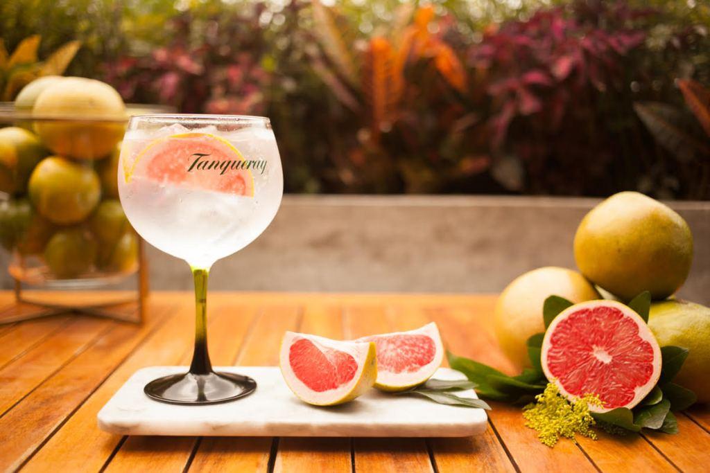 Celebra el Día Internacional del Gin & Tonic con estas recetas de Tanqueray