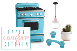 Happy Camper Kitchen Design