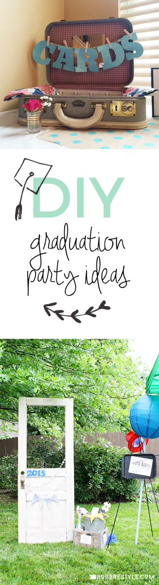 DIY Graduation Party Ideas to Make Your Grad Feel Special