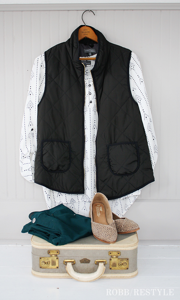 Vest Outfit Idea - Stitch Fix
