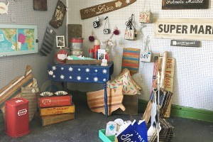 Yard Sales & Repurposed Goods
