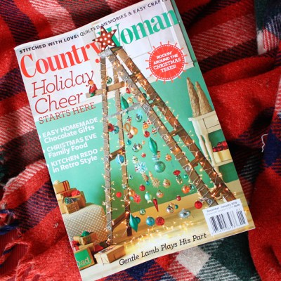 Country Woman Magazine Holiday Feature
