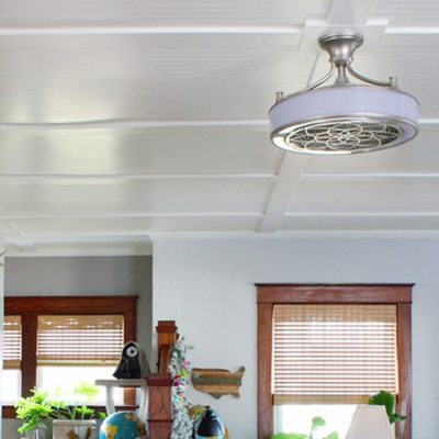 Replace Your Ceiling Fan with a Better-Looking One