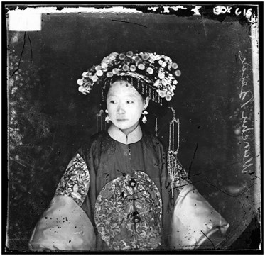 Bride - China